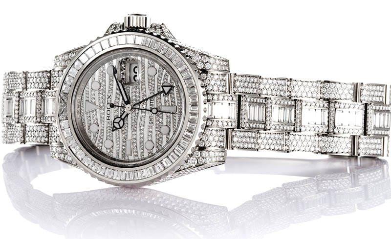 Cel mai scump ceas din lume este detinut de Cristiano Ronaldo! Cat costa bijuteria facuta de Rolex