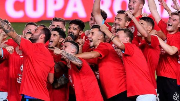 """FCSB s-a despartit un jucator! Fundasul si-a anuntat despartirea de vicecampioana Romaniei pe Instagram si i-a transmis un mesaj lui Gigi Becali: """"Va multumesc!"""""""