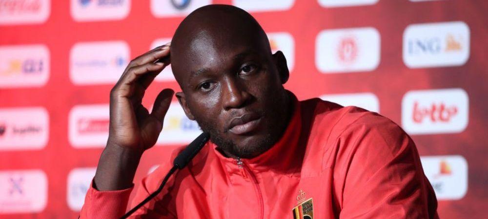 """""""Apartin si eu acelui grup!"""" Romelu Lukaku, trist ca nu este pus in aceeasi categorie cu marii atacanti! Ce a spus"""