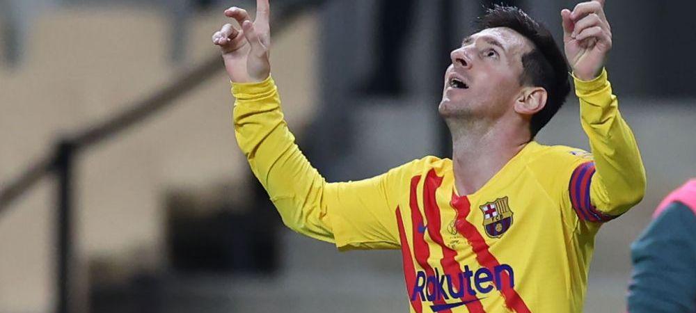 Vestea momentului in fotbalul international! Lionel Messi ramane la Barcelona. Detaliile contractului