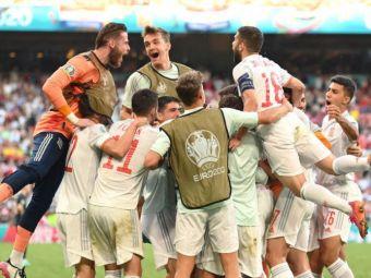 A inceput cu o eroare, s-a incheiat cu recital! Spania, in sferturi la Euro dupa cel mai tare meci al turneului! Aici ai tot ce s-a intamplat in Croatia 3-5 Spania