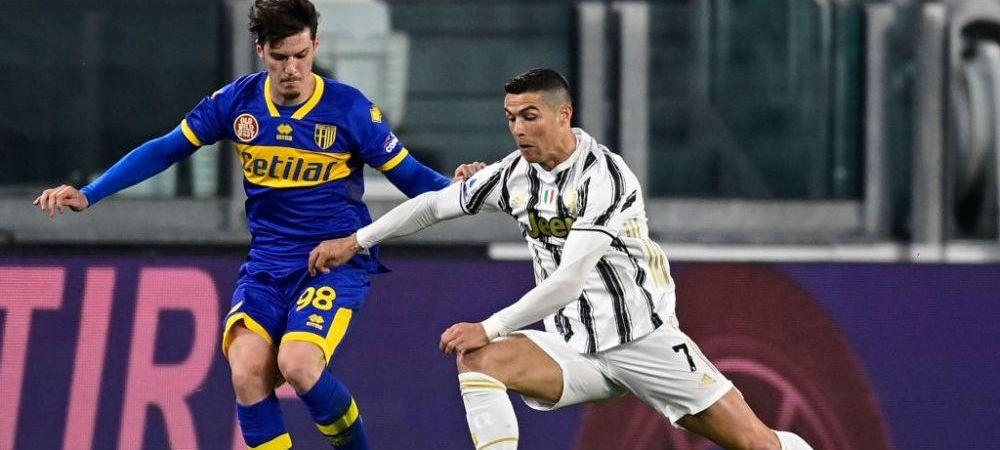 """""""Man Monday"""" la Parma! :) Dennis e vedeta zilei la echipa lui. Imaginea care i-a cucerit pe italieni"""