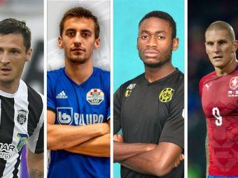 MERCATO VARA 2021. Vezi toate transferurile realizate de cluburile din Liga 1 pana in acest moment