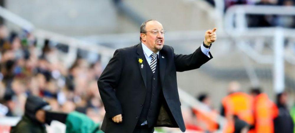 Rafa Benitez, amenintat cu moartea! Ce mesaj i-au trimis suporterii lui Everton si ce a descoperit Politia