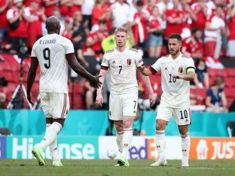 Eden Hazard, out de la EURO, De Bruyne inca are sanse de refacere? Situatie dificila pentru belgieni inaintea confruntarii cu Italia