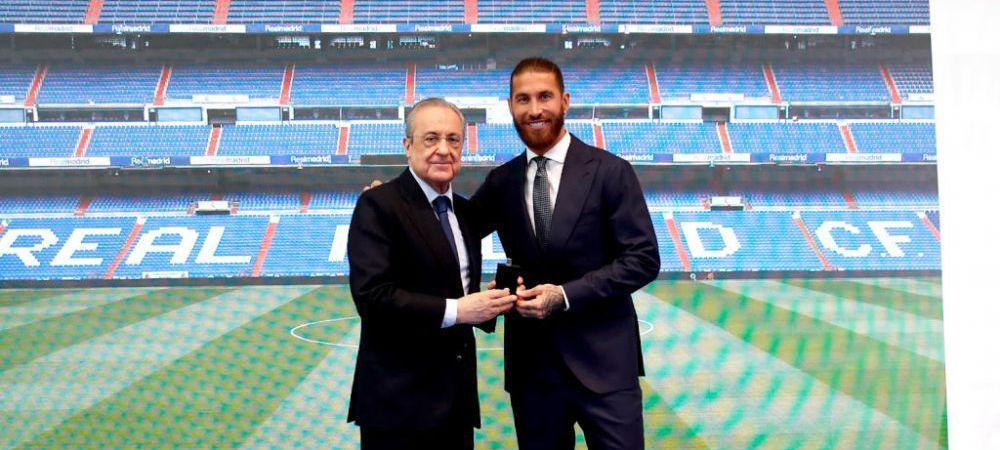 """Sergio Ramos e la mare cautare! Care sunt cei 3 granzi care l-au pus pe """"ganduri"""" pe fundasul spaniol"""