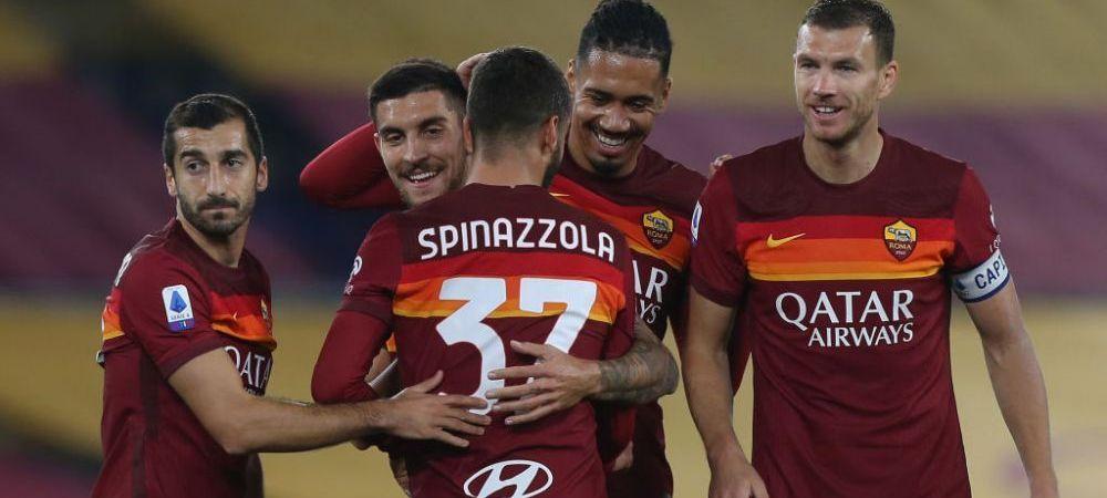"""AS Roma a castigat internetul! """"Scrisoarea de respect"""" pentru revelaţia Euro 2020"""