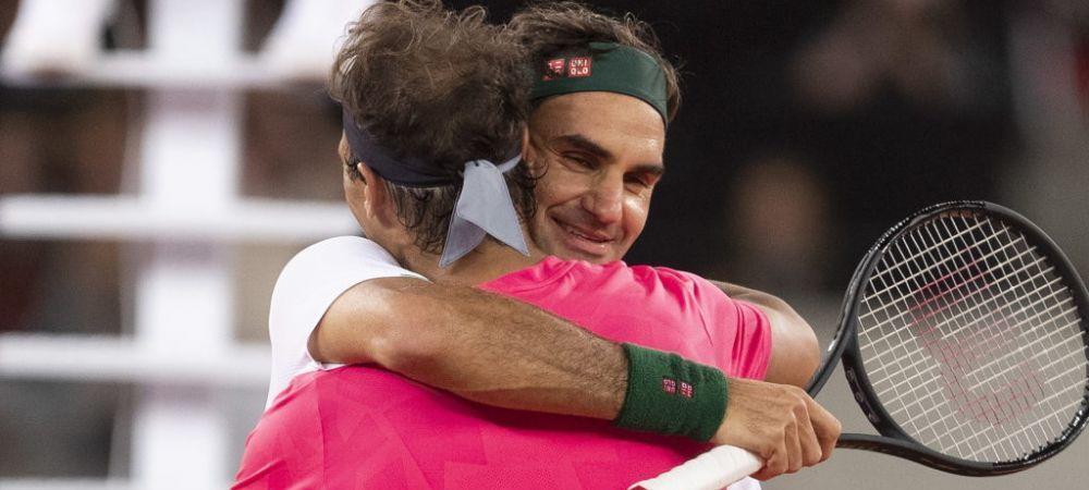 Roger Federer si Rafael Nadal au sarbatorit victoriile Elvetiei si Spaniei in cea mai nebuna zi din istoria Campionatului European de fotbal: ce au postat tenismenii pe retelele sociale