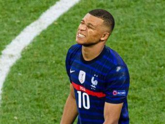 "Mesajul lui Mbappe dupa ce a ratat penalty-ul decisiv la meciul Franta - Elvetia: ""Tristetea e imensa! Imi pare rau"""