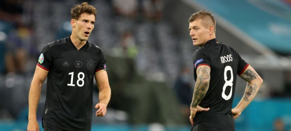 Anglia - Germania, 19:00, la PRO TV si VOYO | Kane si Goretzka promit spectacol pe Wembley