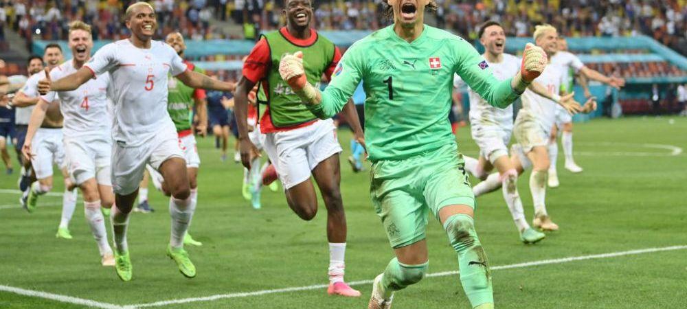 PRO TV, lider absolut de audienta, cu cele mai puternice meciuri din optimile EURO 2020! Campioana mondiala en titre a fost eliminata!