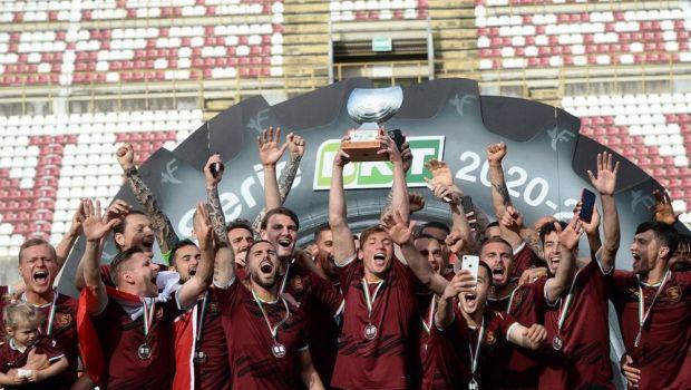 Probleme mari in Serie A! Lazio si Salernitana au acelasi patron si nou-promovata ar putea fi retrimisa in liga secunda
