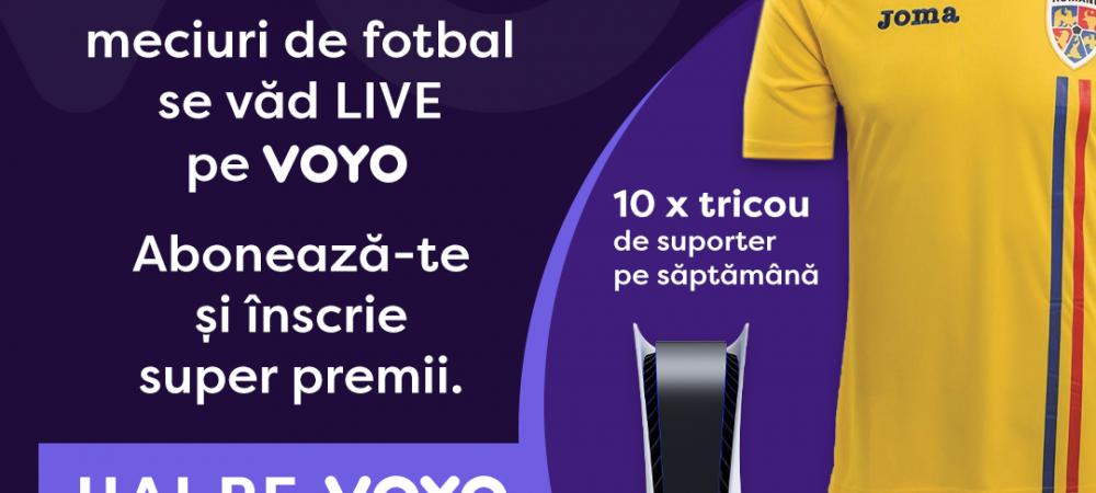 Aboneaza-te la VOYO, urmareste meciurile fara egal de la EURO 2020 si poti castiga cele mai tari premii