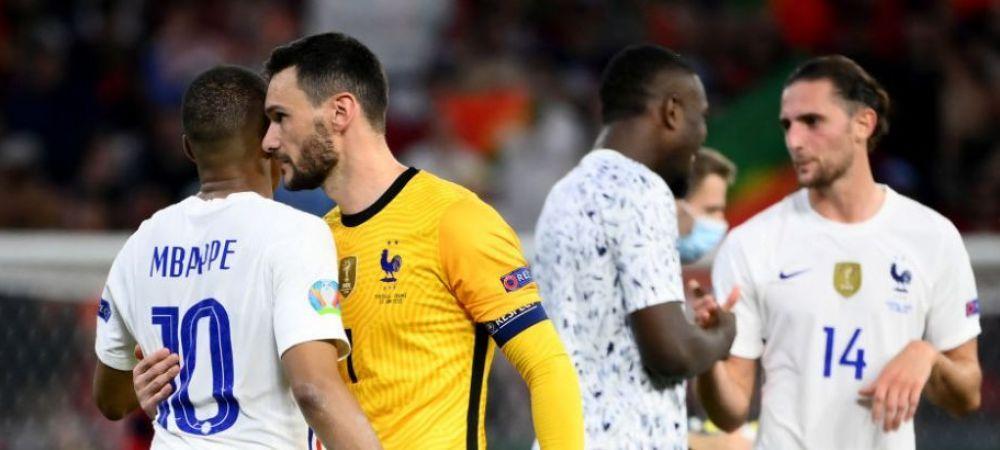 """Kylian Mbappe, aparat de Hugo Lloris, dupa penalty-ul ratat pe Arena Nationala: """"Nu trebuie sa aratam pe nimeni cu degetul"""""""