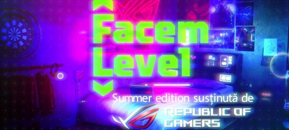 Facem Level - Summer Edition: AKollo testeaza cele mai populare jocuri pe cele mai tari laptopuri