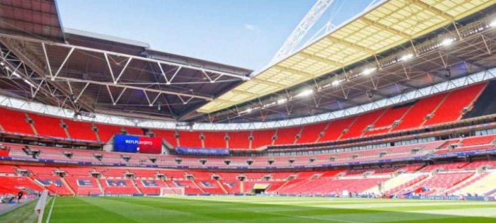 UEFA, presata de Comisia Europeana sa mute semifinalele si finala EURO 2020 de pe Wembley