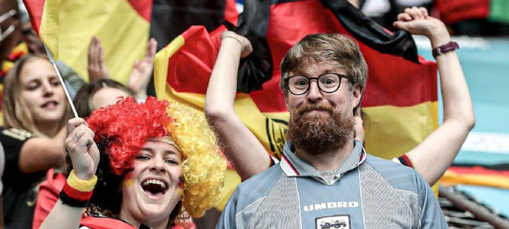 """""""S-ar putea incheia cu divort!"""" :) Sunt imaginile momentului de la Euro 2020! Cuplul care s-ar putea 'separa' dupa Anglia - Germania"""