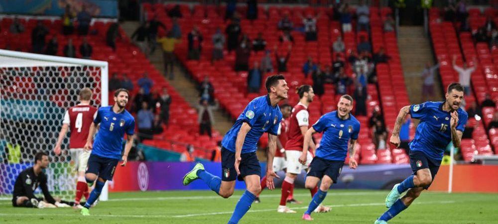 BREAKING NEWS! Astea sunt sferturile de la Euro 2020! Anglia, Spania si Italia se lupta pentru un loc in semifinale! Aici e programul complet