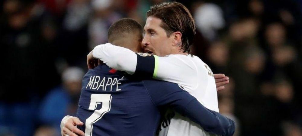 PSG il vrea cu orice pret pe Sergio Ramos! Parizienii vor sa ii satisfaca cerinta fundasului spaniol