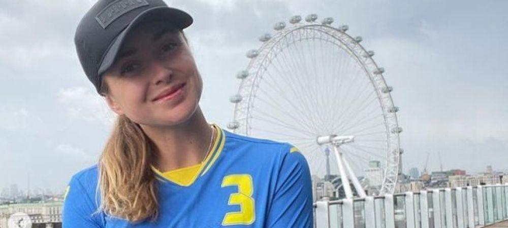 Ea este cea mai sexy fana a Ucrainei si muza victoriilor la EURO 2020: imaginea prin care Elina Svitolina a aprins internetul cu ocazia meciului Ucraina vs. Suedia