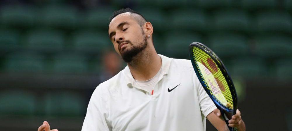 """""""Asta numai iarba nu e!"""" Nick Kyrgios a ajuns la urmatorul nivel: a inceput sa le dea organizatorilor Wimbledon sfaturi despre modul de ingrijire a ierbii"""