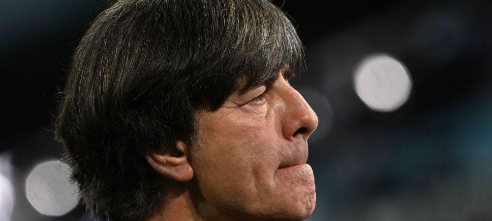 """Mesajul de adio al lui Joachim Low dupa eliminarea Germaniei de la EURO: """"Dupa 15 ani ca antrenor este necesar sa iau o pauza"""""""