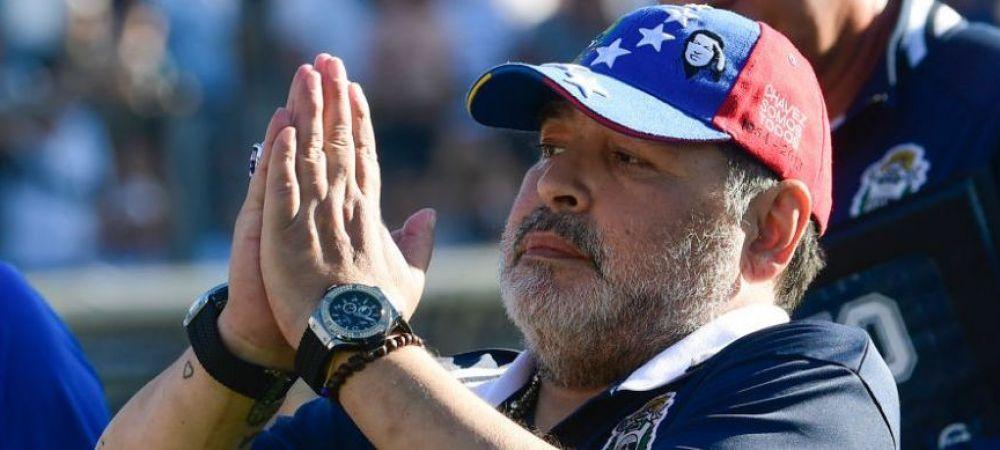 O piata din Brazilia va purta numele lui Maradona! Va fi ridicata si o statuie a fostului mare fotbalist