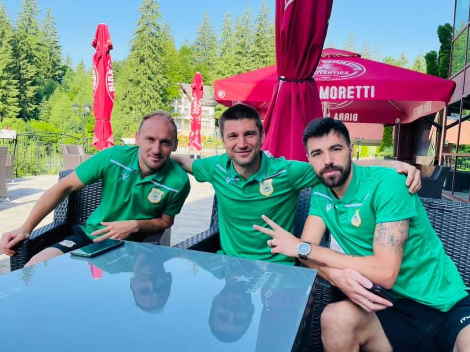 Poli Iasi si Andrei Cristea s-au despartit! Anuntul oficial al clubului din capitala Moldovei! Cu ce club a semnat