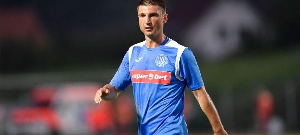 Andrei Cristea a plecat de la Poli Iasi si va juca la o echipa din Liga 1! 3 dintr-o lovitura. Ce transferuri a mai anuntat CS Mioveni