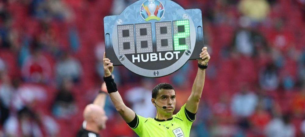 """Ovidiu Hategan, inca un meci la EURO 2020. Romanul va fi prezent la o partida din """"sferturi"""""""
