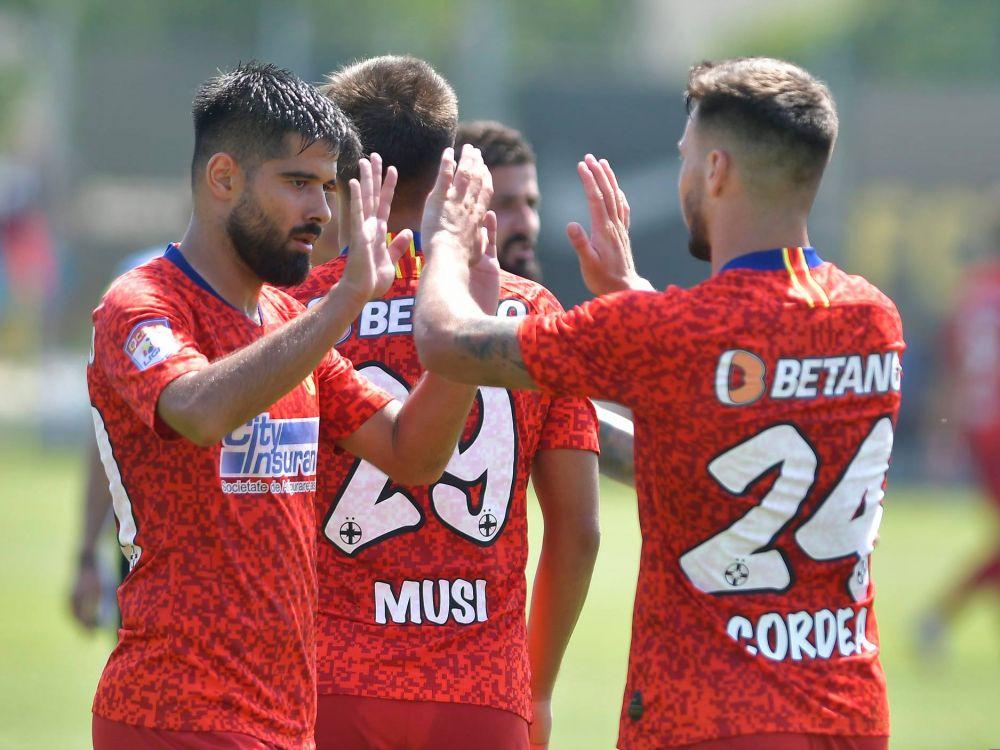 BREAKING NEWS | FCSB i-a calcat in picioare! Primul meci din aceasta vara tocmai s-a terminat: victorie cu 5-1! Supergol Tavi Popescu. Tanase a marcat si el! AICI tot ce s-a intamplat