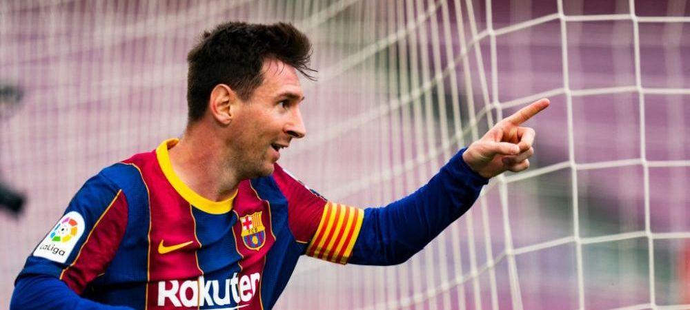 Contractul lui Messi expira in aceasta noapte! Ce borna istorica atingea starul argentinian in aceeasi zi a anului trecut