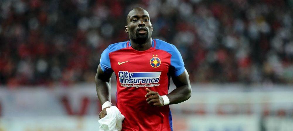 """Gregory Tade """"reincarnat""""! Atacantul francez trecut pe la FCSB, CFR s Dinamo revine! Unde poate juca in sezonul urmator"""