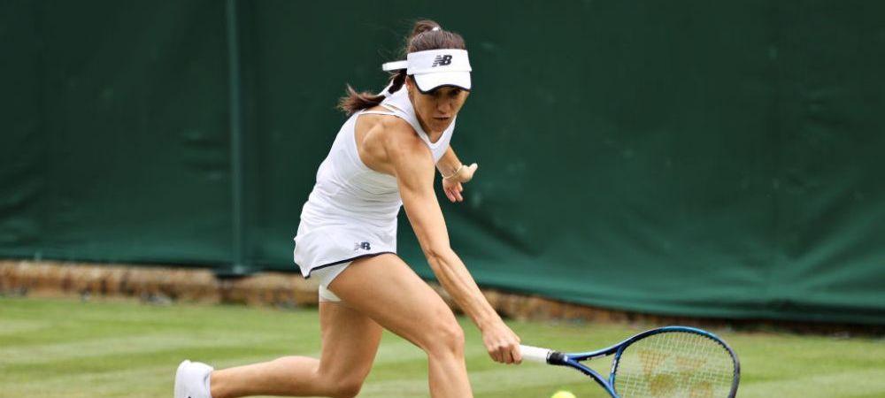 Sorana Cirstea continua forma buna si la Wimbledon: romanca s-a calificat in turul doi, unde va avea un duel de foc cu Victoria Azarenka
