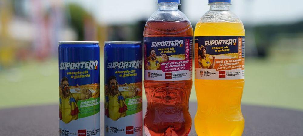 (P) PENNY lanseaza SuporteRO, prima si singura marca proprie dedicata suporterilor