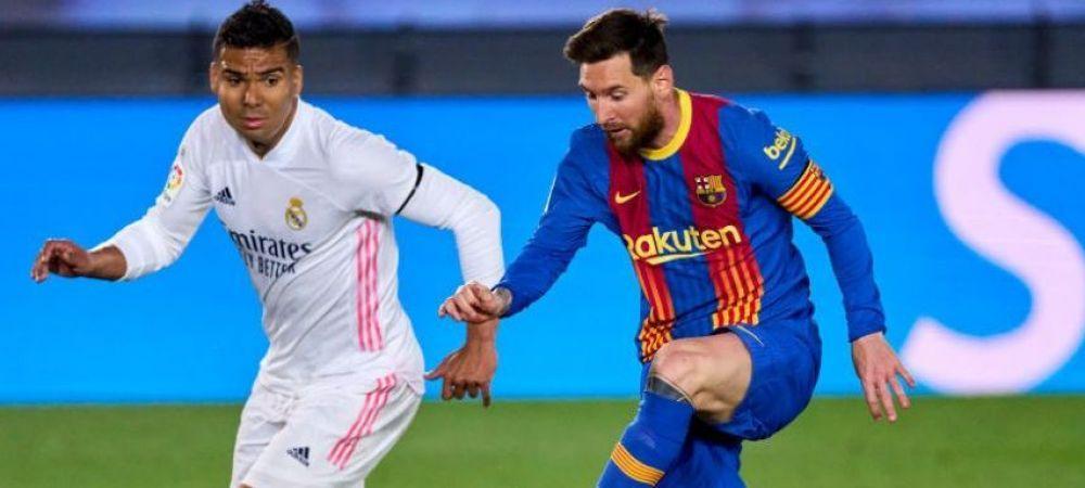 S-au stabilit cele doua date pentru El Clasico! Cand se va disputa cel mai asteptat derby al anului