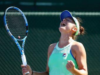 Irina Begu, din nou într-o finală WTA după patru ani. Adversara din ultimul act de la Cleveland e pe locul 30 WTA