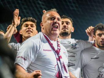 """O sa-l luam si pe Mbappe sa lucreze cu noi la penalty-uri!"" Mihai Iosif, savuros dupa victoria Rapidului"
