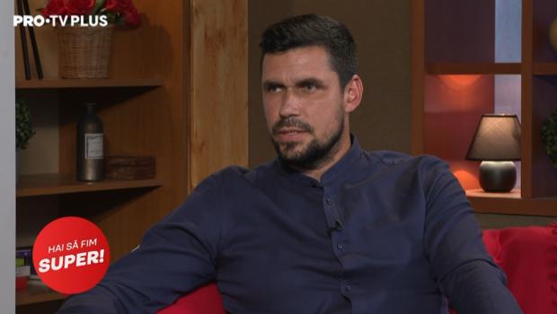 "Victor Hanescu, fata in fata cu Geanina Ilies pentru un interviu sincerpe www.sport.ro: ""Acel meci m-a definit cumva ca jucator"""