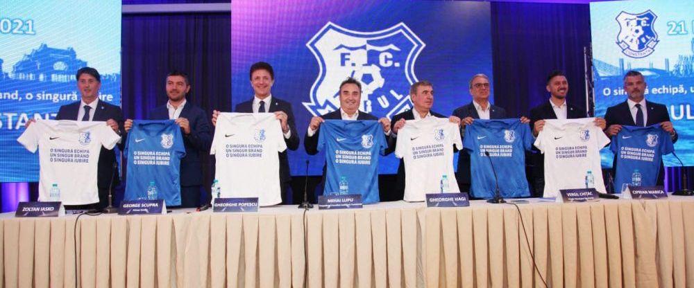 Farul a cedat locul din Liga 2! Ciprian Marica a anuntat numele echipei care va evolua in liga secunda in sezonul viitor
