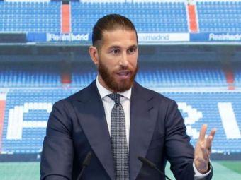 Sergio Ramos a ajuns la o intelegere cu PSG! Pe ce perioada va semna fundasul spaniol