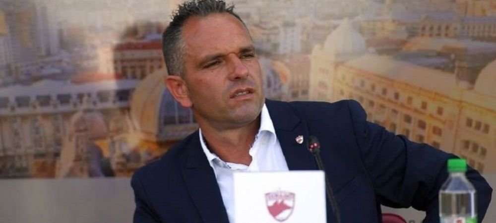 """Pablo Cortacero a renuntat la Dinamo! """"La ora actuala, actiunile sunt la Serdean"""""""