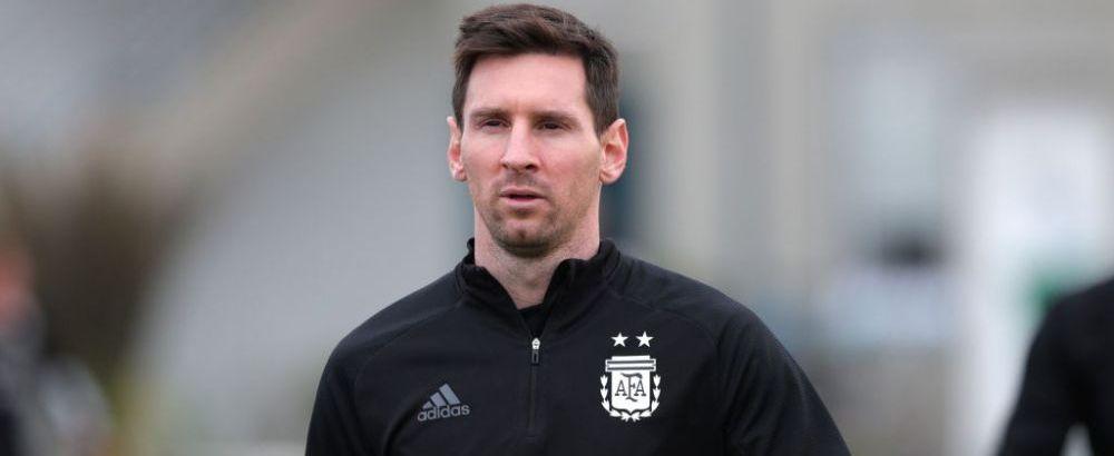Ce a facut Messi in prima zi cand a devenit liber de contract! Imaginile cu starul argentinian au devenit virale