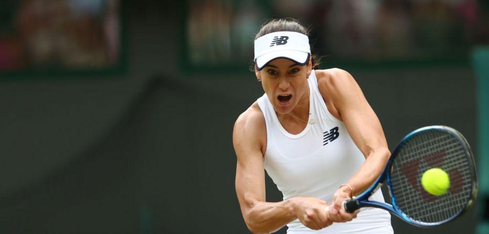 Wimbledonul, la picioarele ei! Elogiul facut de reprezentantii turneului Soranei Cirstea pe retelele sociale:
