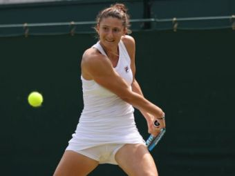 Rezultat dezastruos: Irina Begu, distrusa de Iga Swiatek (20 de ani, 9 WTA), scor 6-1, 6-0 in turul 3 la Wimbledon. Premiu financiar considerabil incasat de Begu, in ciuda esecului dureros