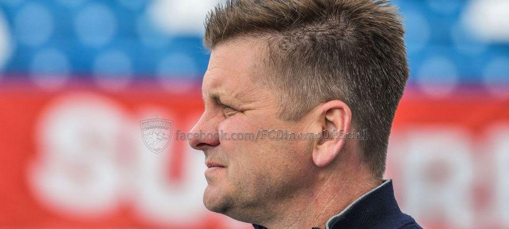 """Dusan Uhrin s-a saturat! Antrenorul care a salvat-o pe Dinamo de la retrogradare sezonul trecut a plecat din """"Groapa"""""""