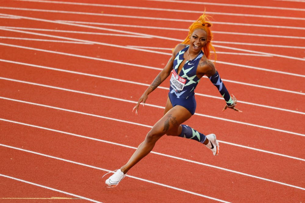 Senzatia Statelor Unite la atletism, prinsa dopata cu marijuana! Ar putea rata Jocurile Olimpice dupa ce a fost testata pozitiv
