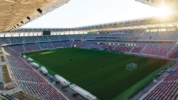 Tot mai aproape de sold-out! Cate bilete s-au vandut la meciul Steaua - OFK Belgrad, care inaugureaza noul stadion din Ghencea