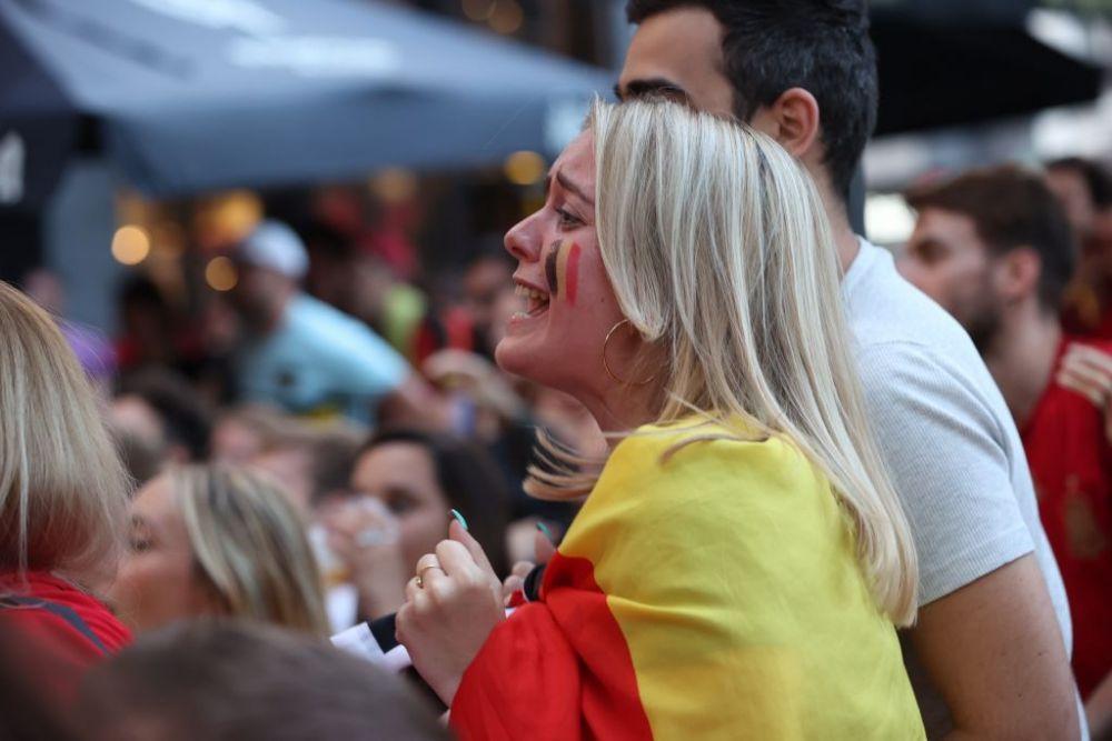Spania, salvata de Simon la penalty-uri! Italia, victorie muncita cu Belgia. Imaginile zilei la Euro 2020