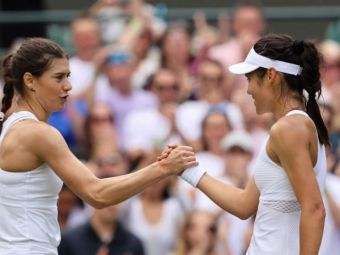 Mingea de meci dupa care Sorana Cirstea a parasit Wimbledonul in lacrimi: cum s-a jucat punctul senzational care a innebunit toti fanii tenisului pe Twitter